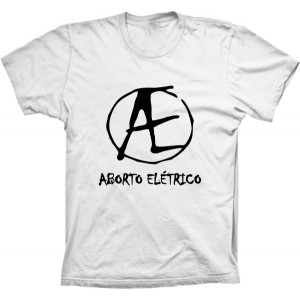 Camiseta Aborto Elétrico