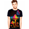 Camiseta Mushrooms Butterfly