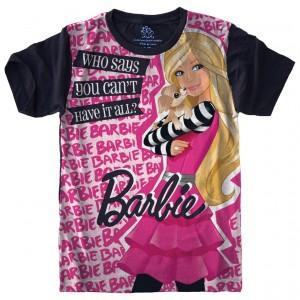 Camiseta Barbie Girl