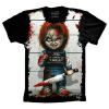 Camiseta Brinquedo Assassino Chucky