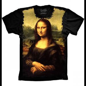 Camiseta Monalisa