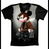 Camiseta Mickey Wolverine