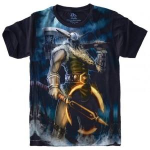 Camiseta League Of Legends LOL Olaf