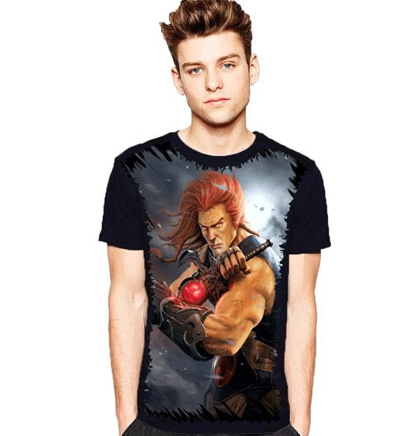 Camiseta Thundercats Lion