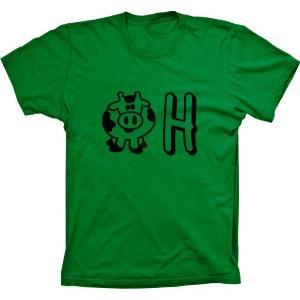 Camiseta Vaca H