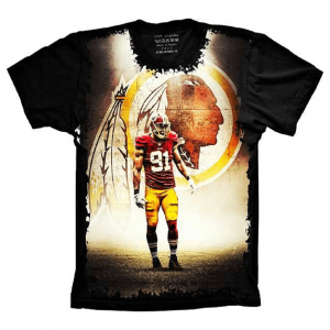 Camiseta Washington Redskins
