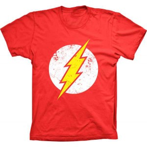 Camiseta Flash Style