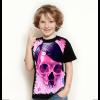 Camiseta Skull Caveira Kitty