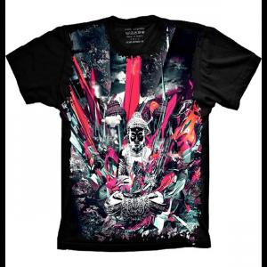 Camiseta Buda