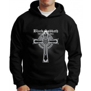 Moletom Black Sabbath The Rules Of Hell