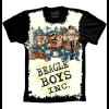 Camiseta Os Irmãos Metralha