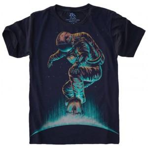 Camiseta Astronauta Skate