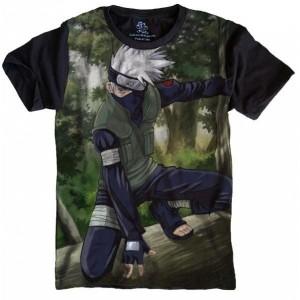 Camiseta Naruto Kakachi Hatashi