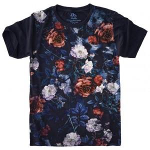 Camiseta Flores Floral