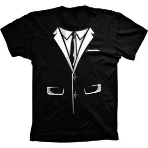 Camiseta Terno
