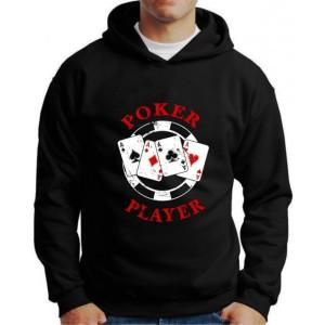 Moletom Poker Player