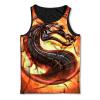 Regata Mortal Kombat Dragon