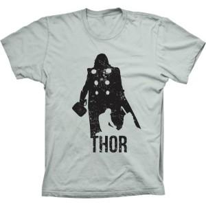 Camiseta Thor Silhueta