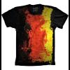 Camiseta Bandeira Da Alemanha
