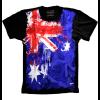 Camiseta Bandeira Da Australia