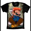 Camiseta Mushroom Mário