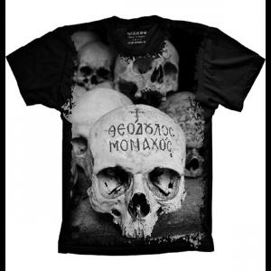 Camiseta Skull Crânio