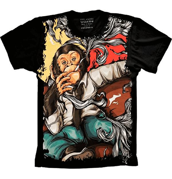 Camiseta The Monkey