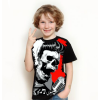 Camiseta Skull Elvis