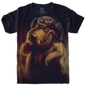 Camiseta Muttley Corrida Maluca