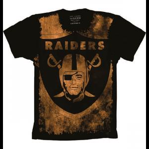 Camiseta Oakland Raiders F.A