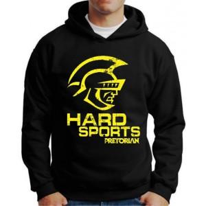Moletom Hard Sports Pretorian