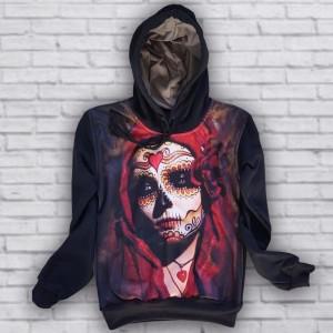 Moletom Caveira Mexicana Skull
