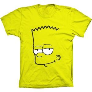 Camiseta Bart Simpson