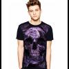 Camiseta Skull Illusion