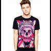 Camiseta Skull The Queen