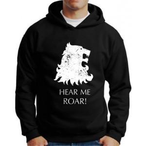 Moletom Game Of Thrones Hear Me Roar