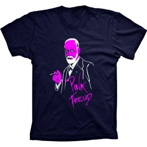 Camiseta Pink Freud