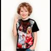Camiseta Street Fighter Ken e Ryu