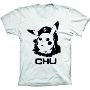 Camiseta Pikachu Guevara