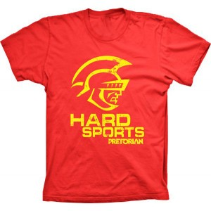 Camiseta Pretorian Hard Sports