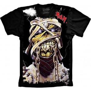 Camiseta Iron Maiden Tamanho Feminino M [Última Peça - Liquidação]