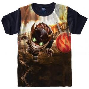 Camiseta League Of Legends LOL Ziggs