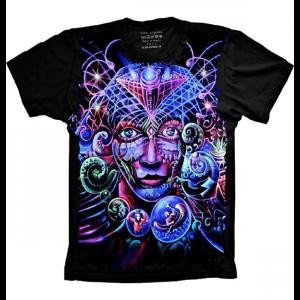 Camiseta Homem Visão