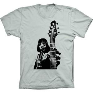 Camiseta Darth Vader Violão