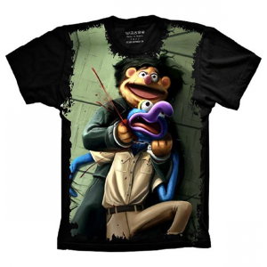 Camiseta Os Muppets Bad