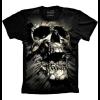 Camiseta Skull Caveira Dead