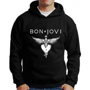 Moletom Bon Jovi