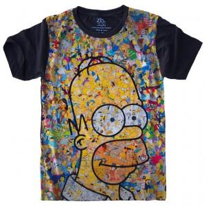 Camiseta Homer Simpson