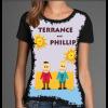 Camiseta South Park Terrance and Phillip