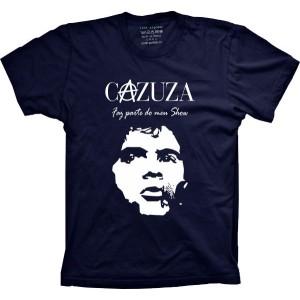 Camiseta Cazuza Tamanho Feminino M [Última Peça - Liquidação]